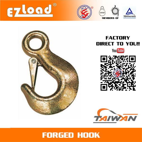5/16 inch Forged Hook