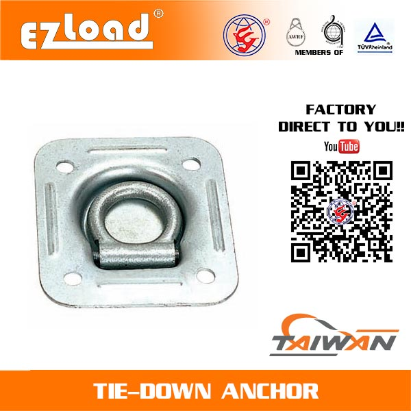 Heavy Duty Recessed Anchor
