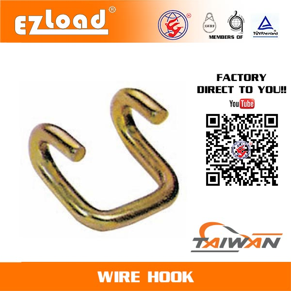 1-1/2 inch Claw Hook