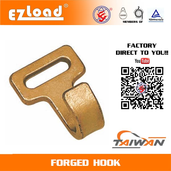 2 inch Forged Flat Hook