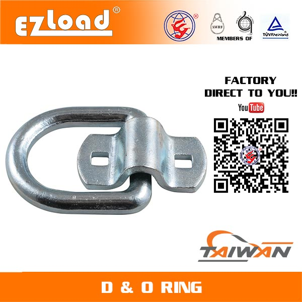 2 inch D Ring with Bracket