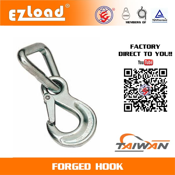 2 inch Triangle Forged Hook