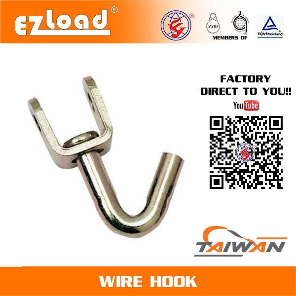 Swivel J Hook