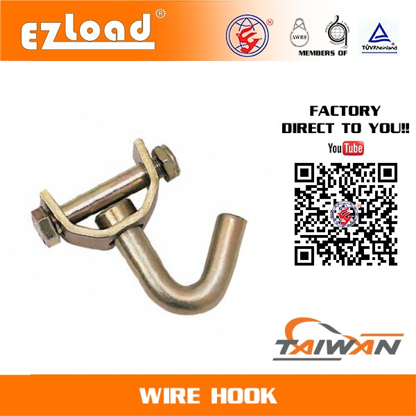 Swivel J Hook with Screw