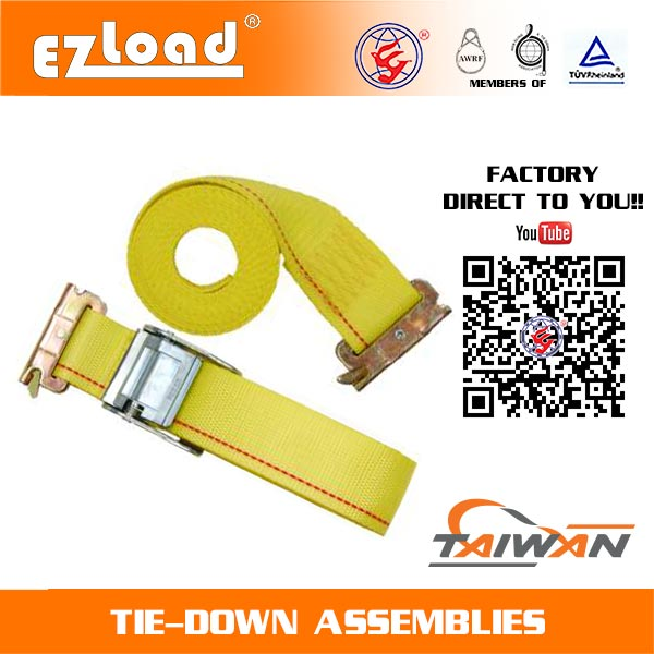2 inch Cam Buckle with End Fitting