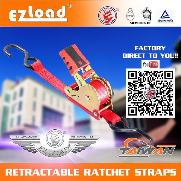 retractable tie downs