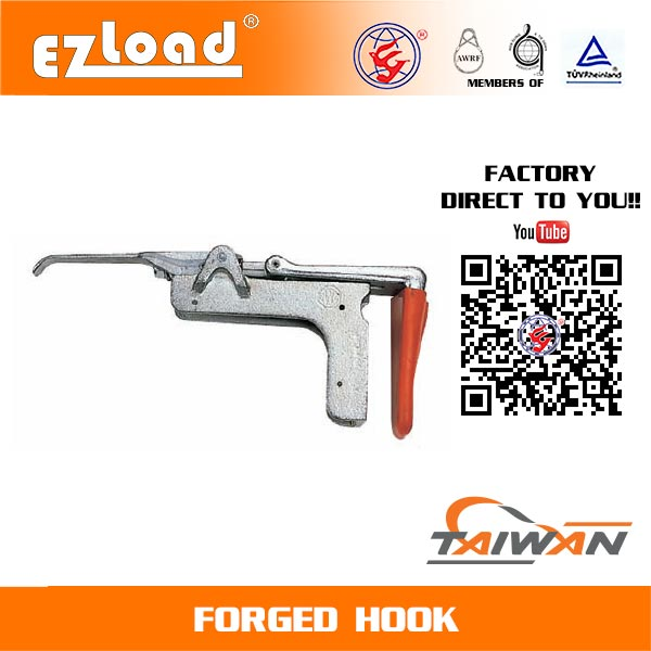 End Fitting Pincers for Cargo Plank