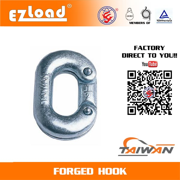 Forged Connecting Link