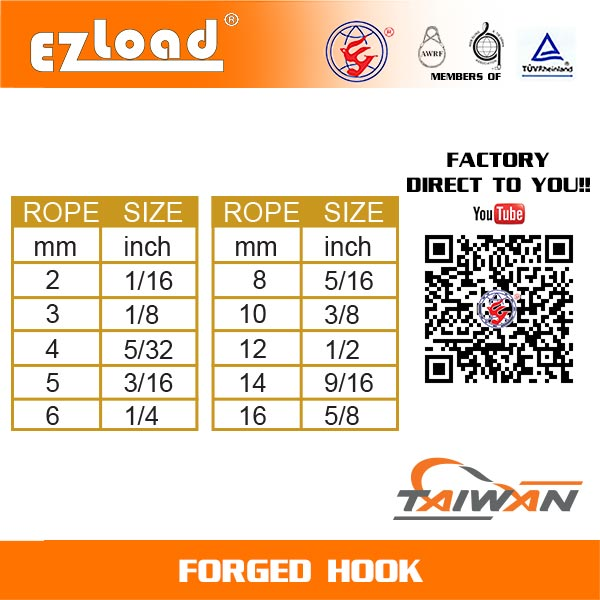 Wire Rope Clip Stainless Steel | Y-3818-SS