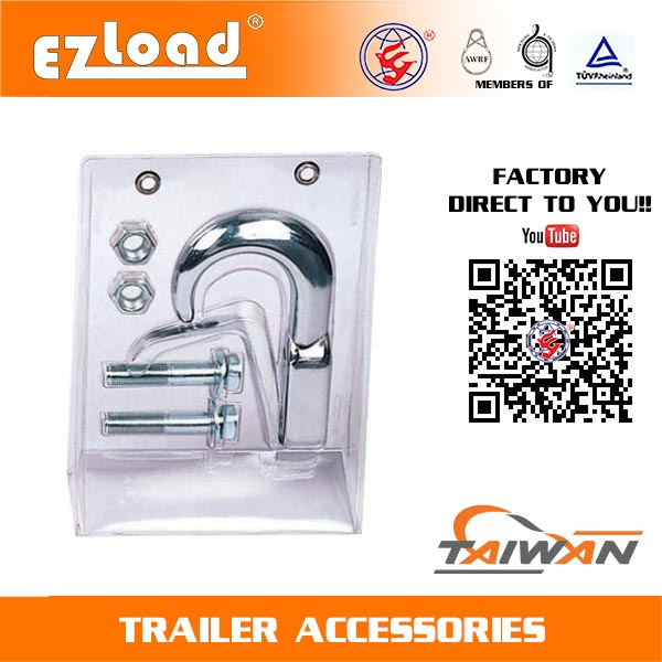 Tow Hook Accessories 8 Pcs