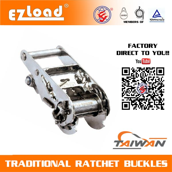 1-1/2 inch Ratchet Buckle